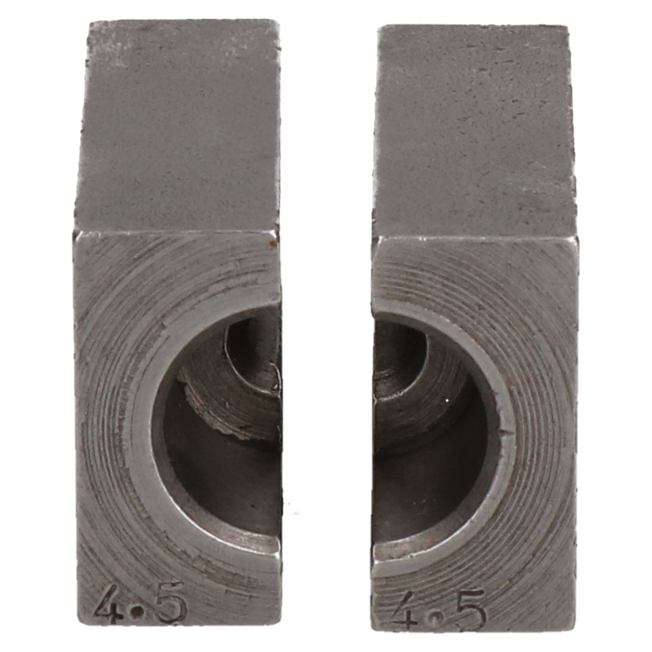 4.5mm Citroen Brake Pipe Flaring Bench Flare Tool Split Die Clamp Single Double