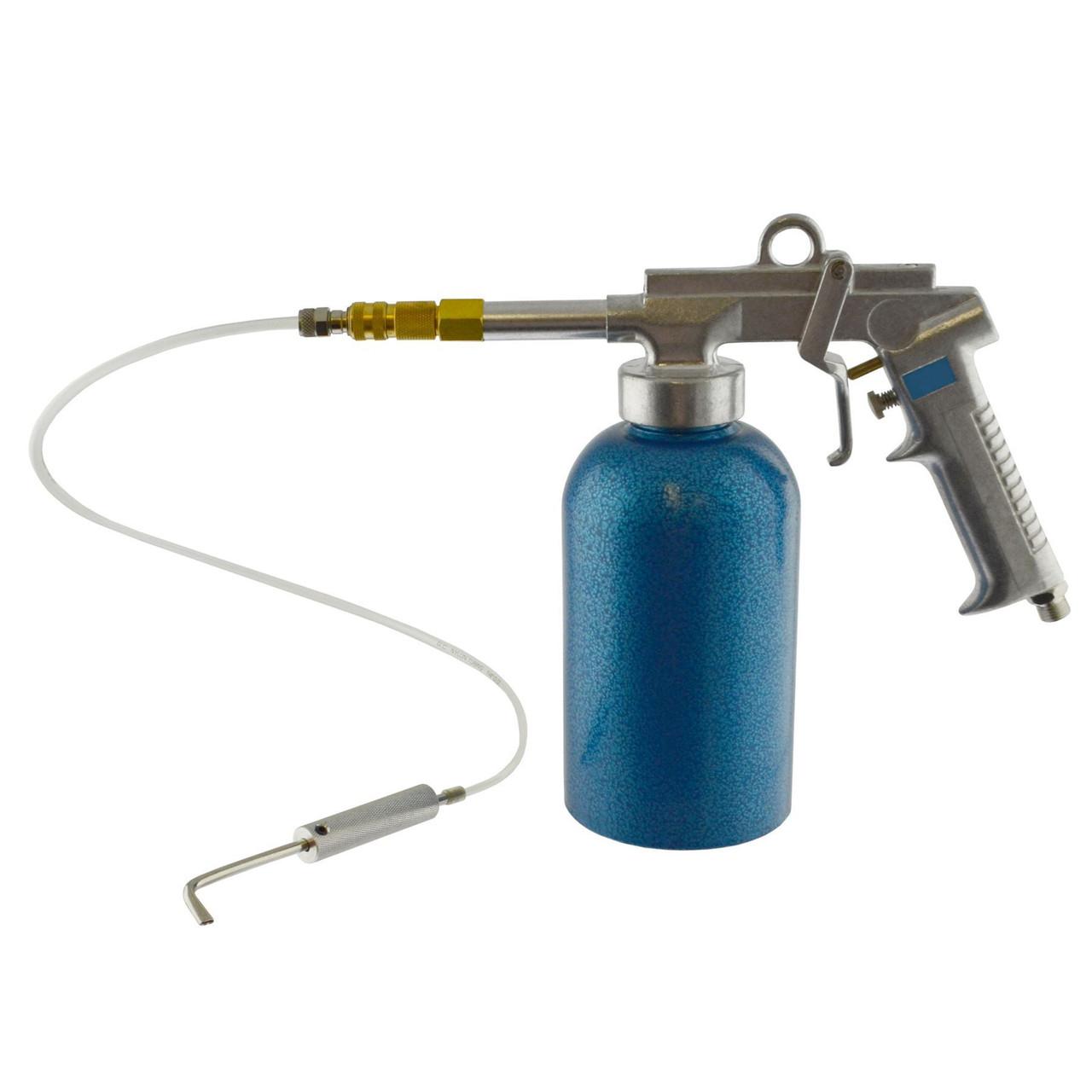 Rust Proofing Wax Injection Gun And Unifine Underseal Undercoating Gun Waxoyl