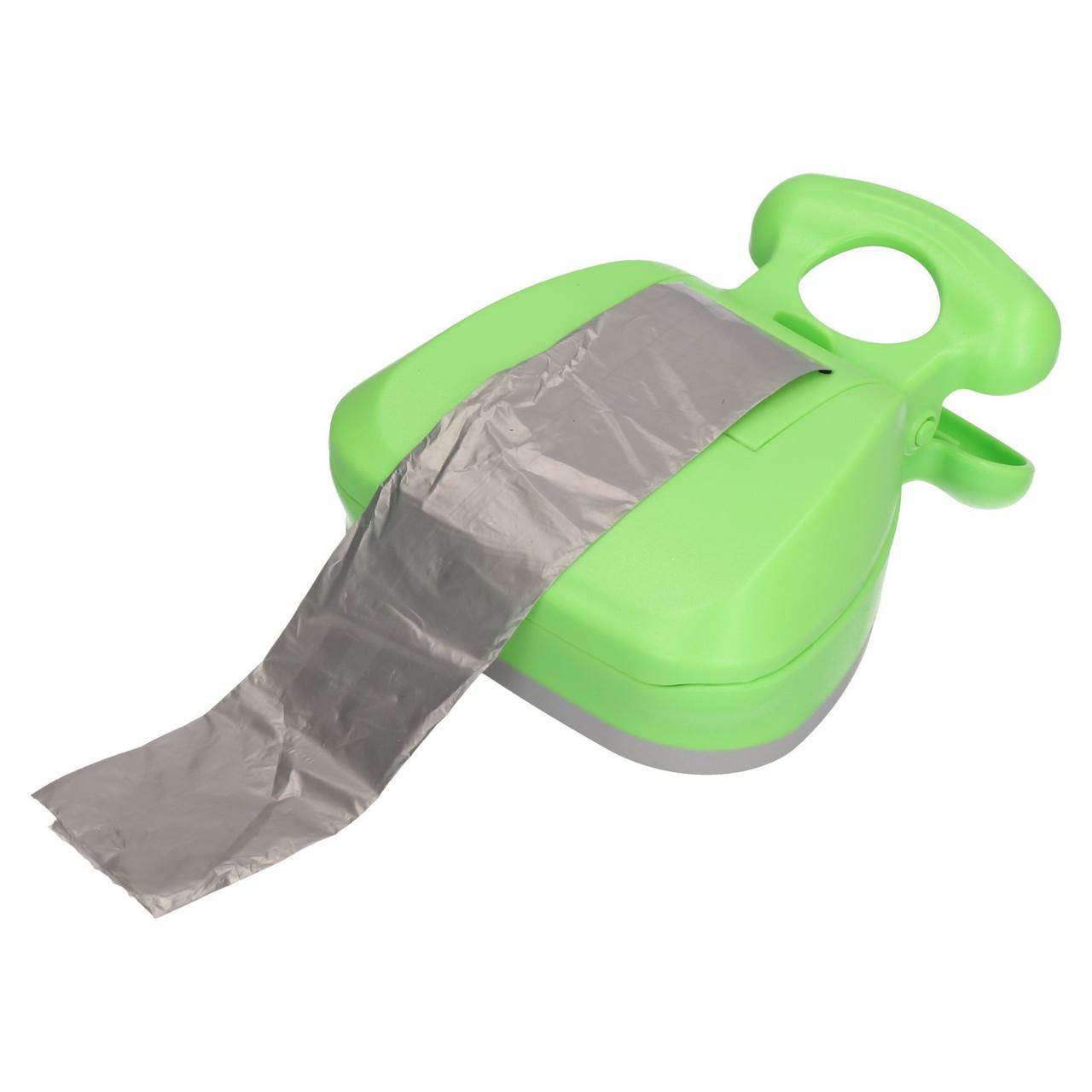 Portable Waste Scooper & Magnetic Opening Dog Pet Training Treat Bag