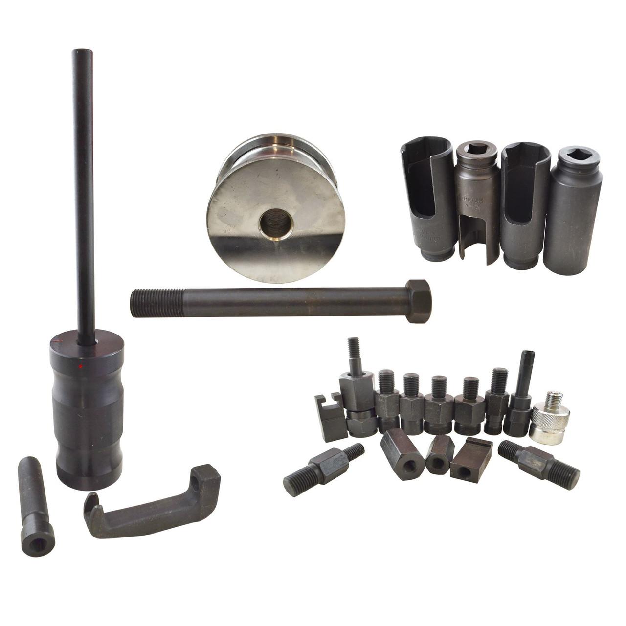 Air Hammer Adaptor Removal Tool Diesel Injectors  Suspension Bushes