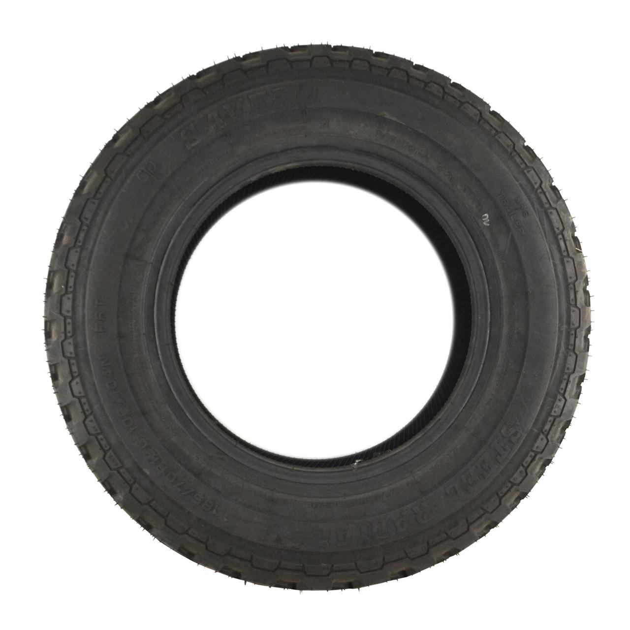 185//70 R13 Trailer Tyre Wheel Rim 5 Stud 6-1//2 PCD 106//104N TRSP25