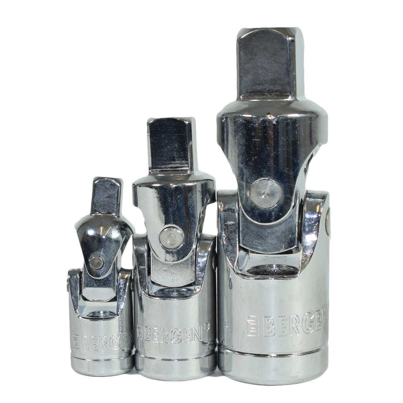 """1/4"""" 3/8"""" And 1/2"""" Drive Universal Joint UJ Wobble Angle Extension Bergen"""