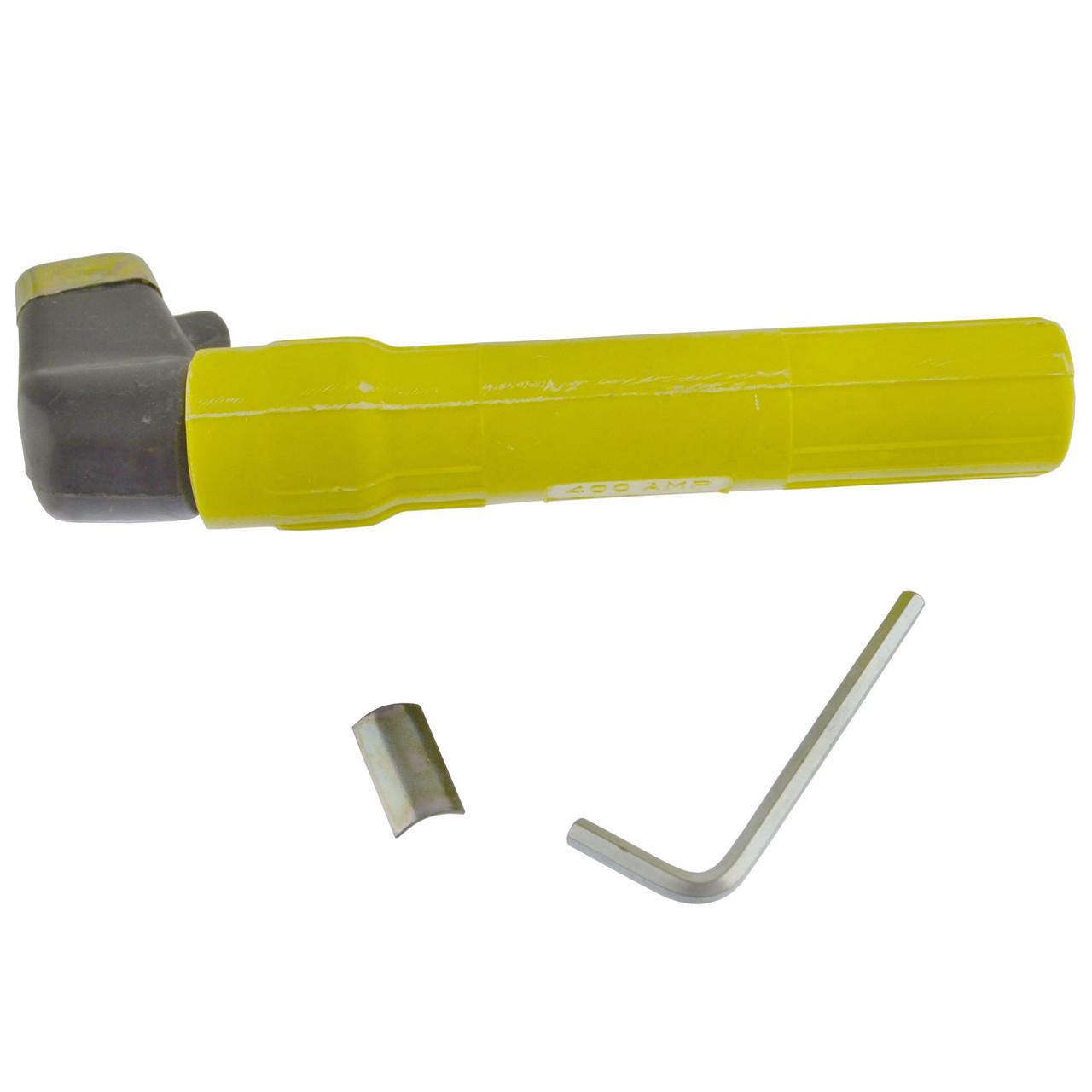Stick Holder Clamp Welding ARC Welder 400A Rod Twist Type Electrode