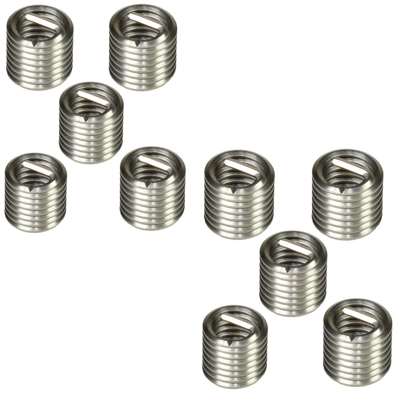 Helicoil Type Thread Repair Inserts 5//16 UNC x 1.5D 10pc Wire Thread Insert