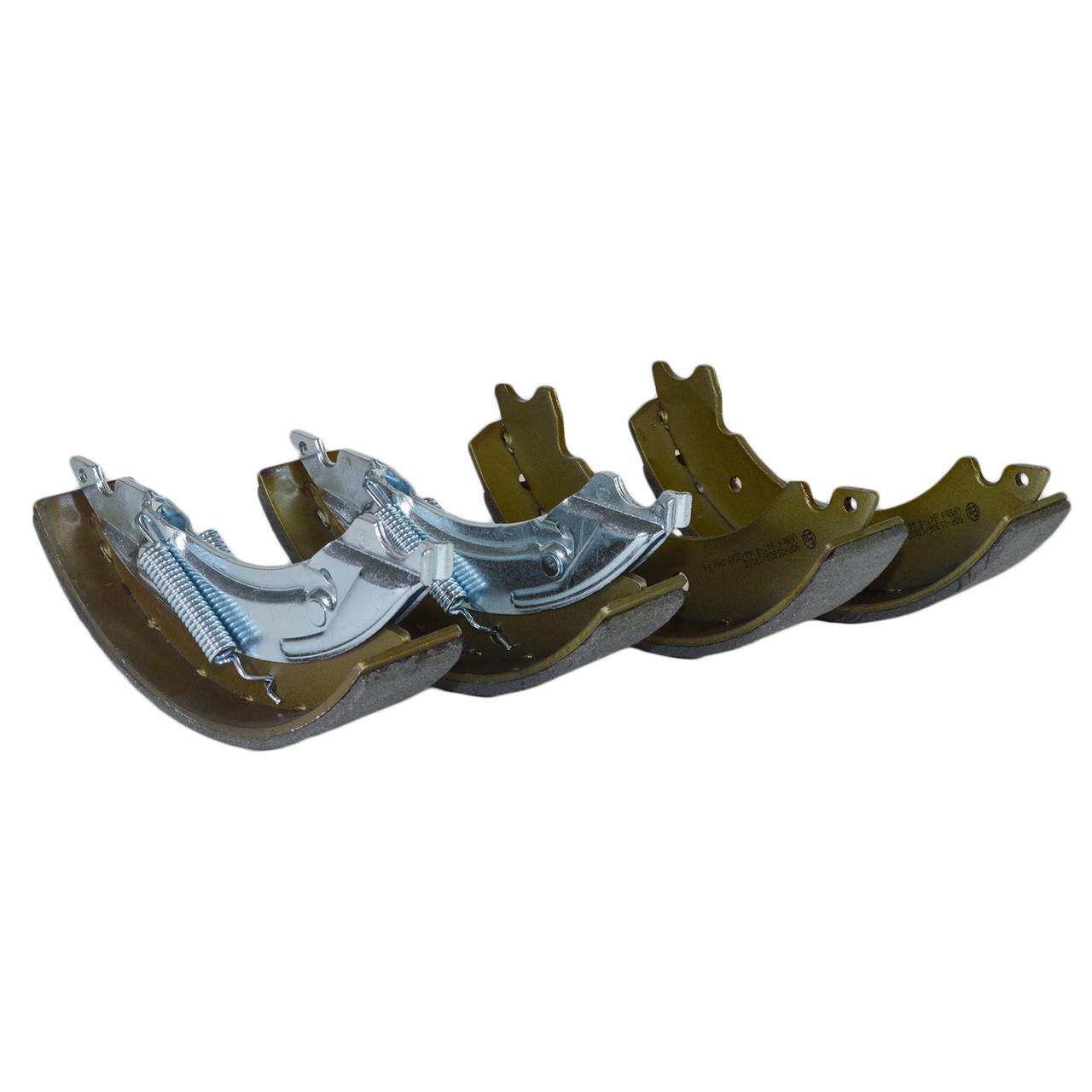 Capricornleo Trailer Brake Shoe Replacements Spring Kit 203mm x 40mm KNOTT Style Axles