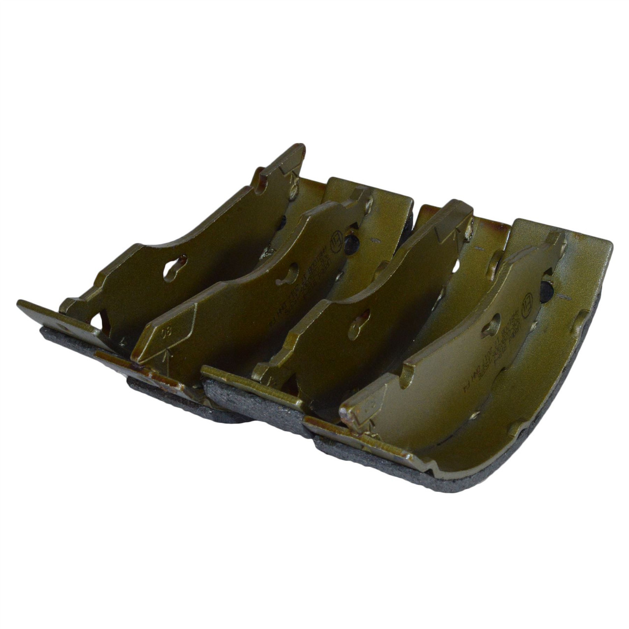 AB Tools Trailer Brake Shoe Replacements Spring Kit 160mm x 35mm For ALKO Brian James