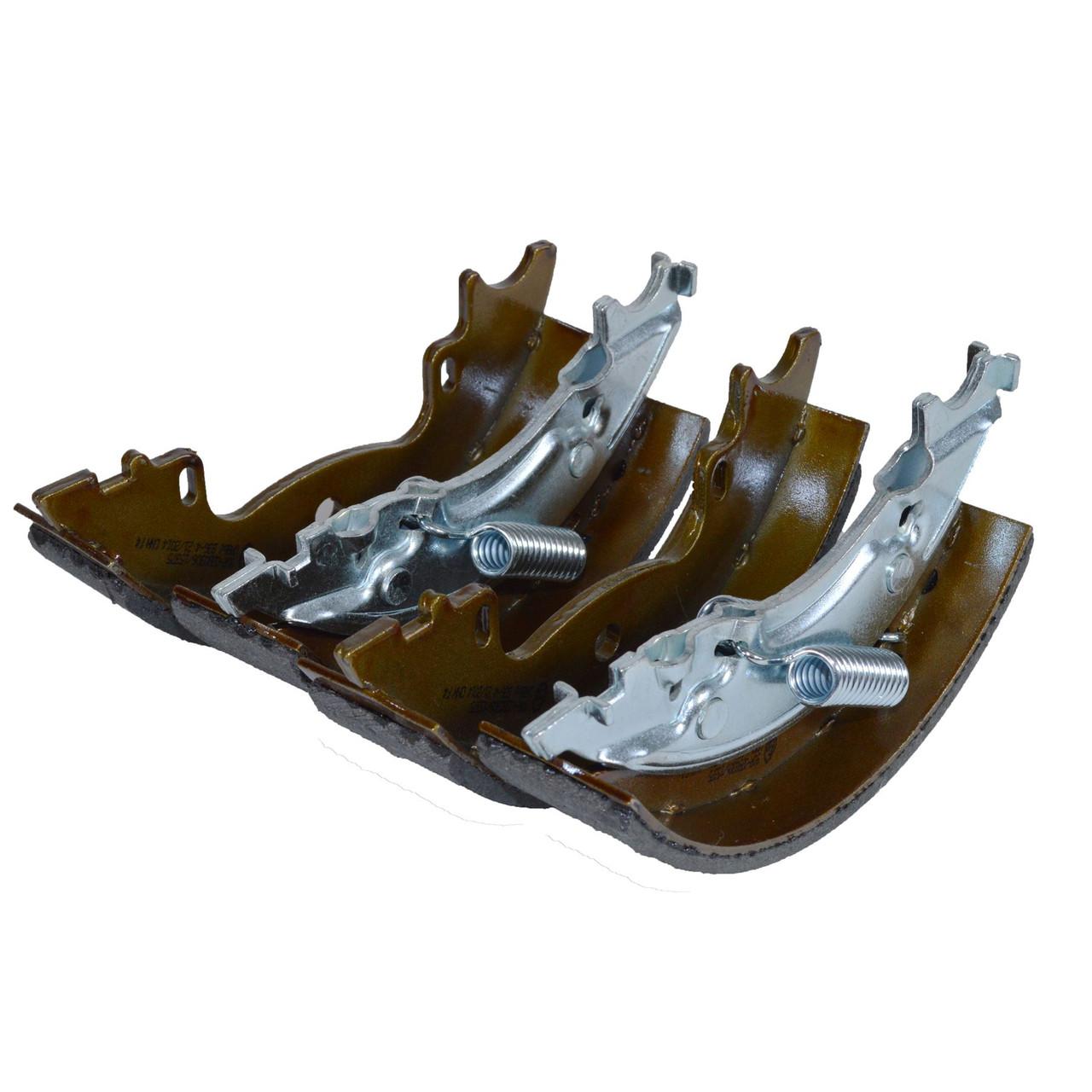 AB Tools Trailer Brake Adjuster Kit For Knott Trailers Brian James Shoe Size 200mm x 50mm