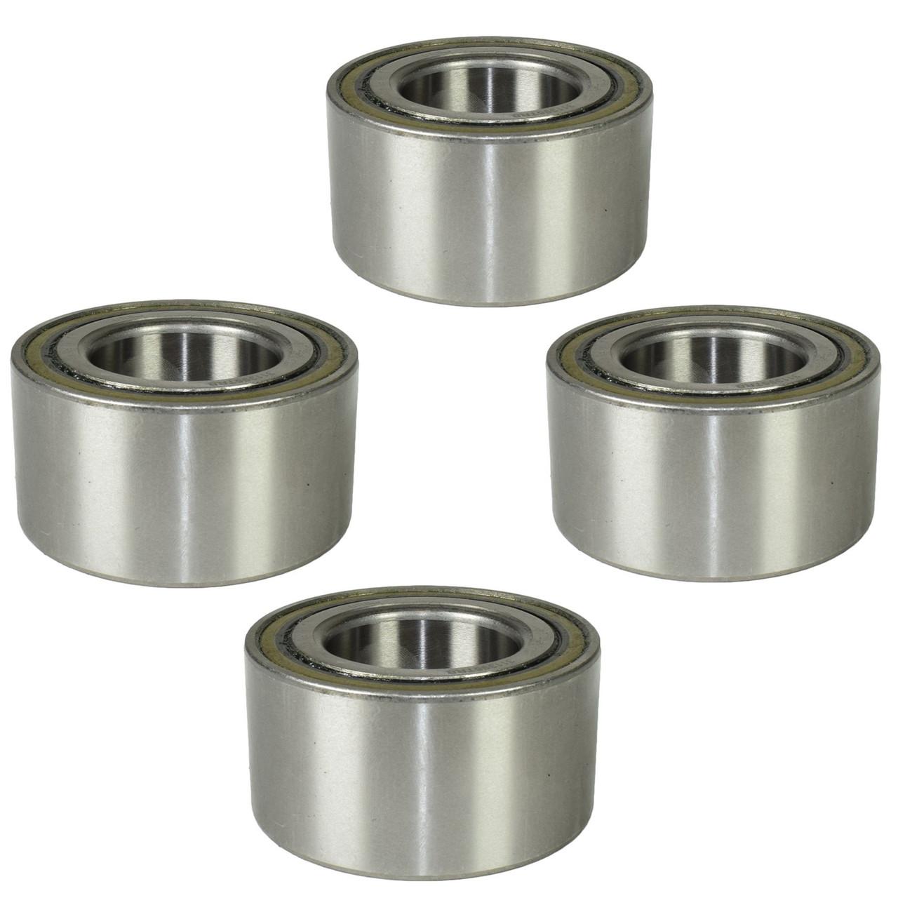 Trailer Sealed Bearing Hubs Knott Avonride 45887.11 ALKO 581169 ID39 OD72 W37mm