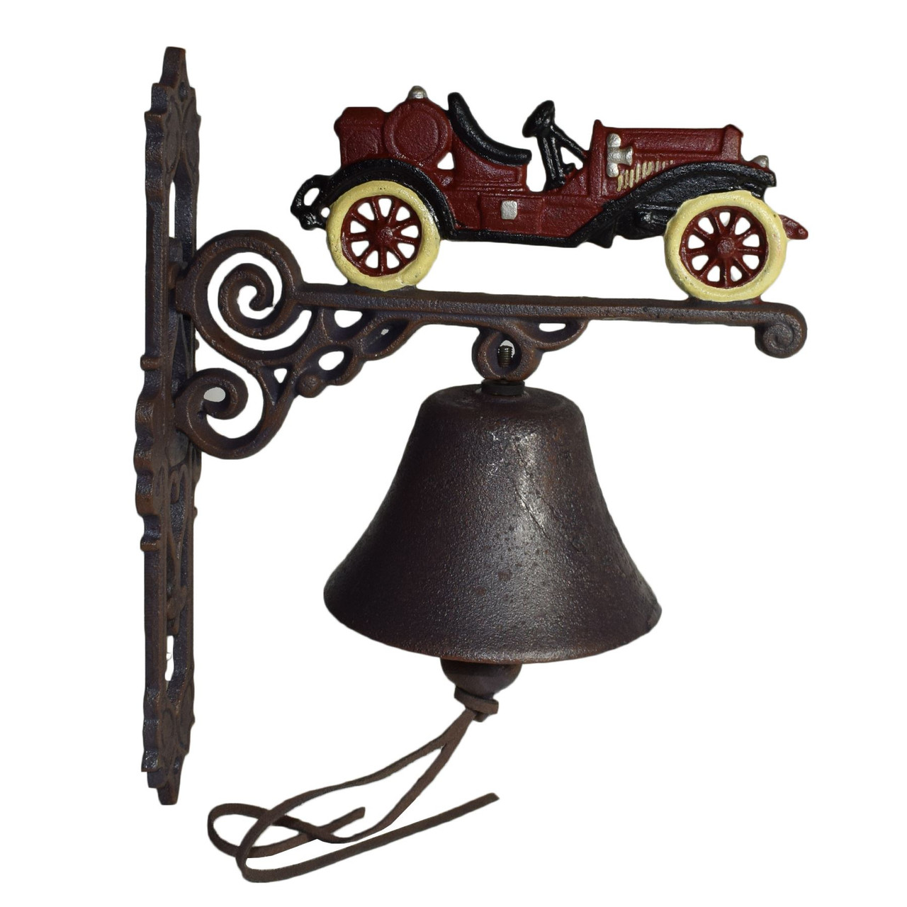 Cast Iron Motorbike bell
