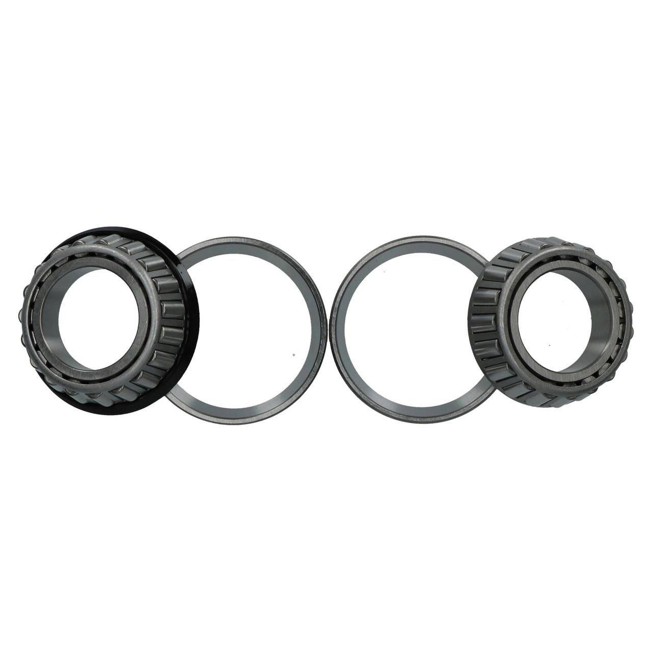 Trailer Taper Roller Bearing Kit Indespension Drum 9481 Ref ISHU047 48548//10
