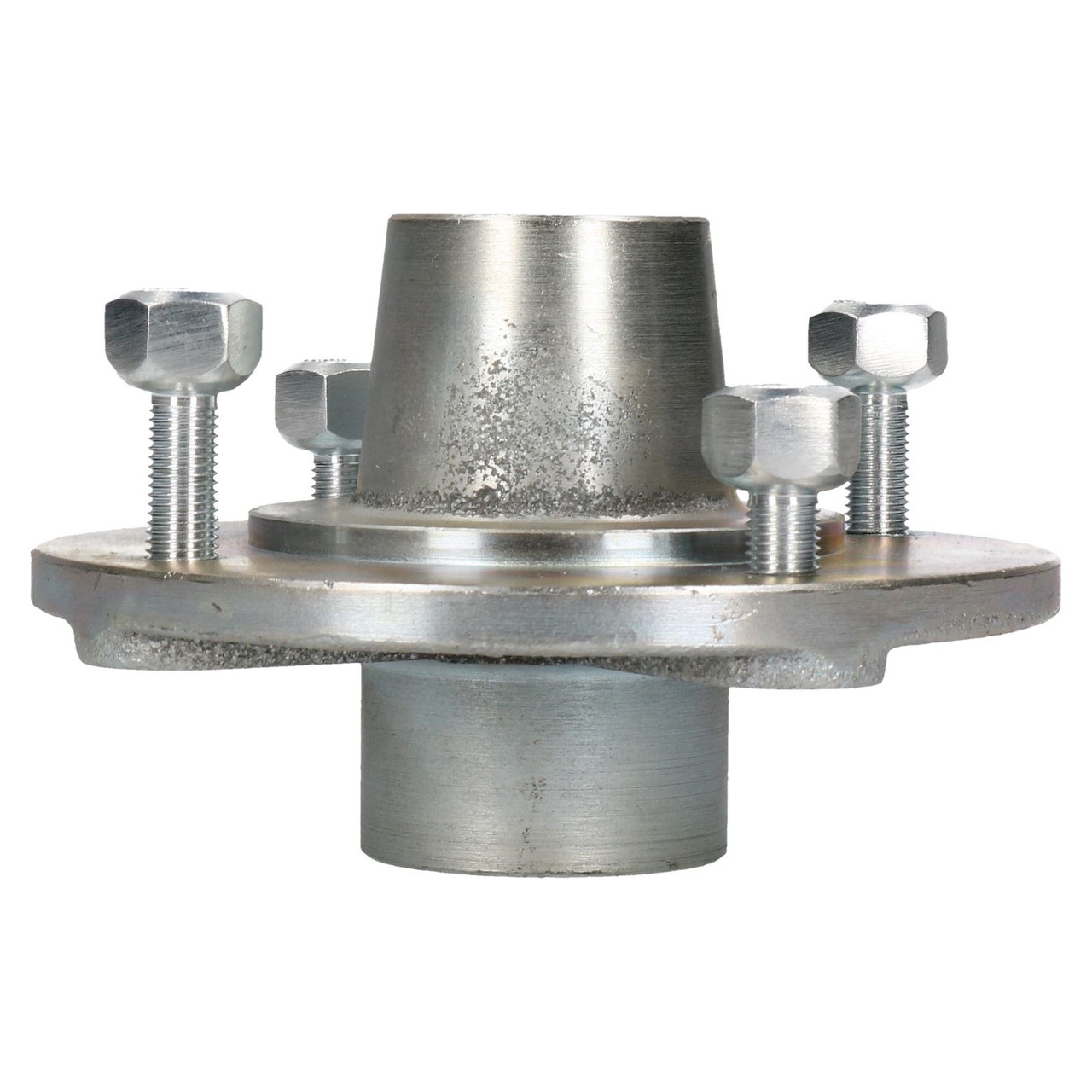 AB Tools 2 Trailer Cast Hub 4 Stud 115mm PCD For Trelgo Franc Alko Trigano French Origin