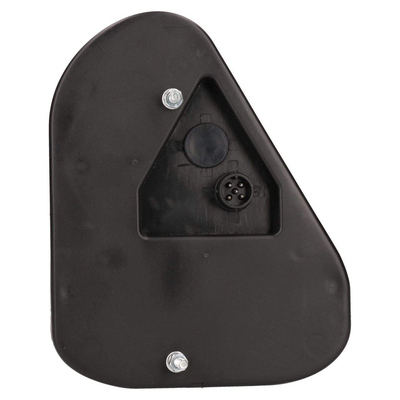 Trailer Caravan Right Triangular Light Replacement Lamp with Plug Indespension
