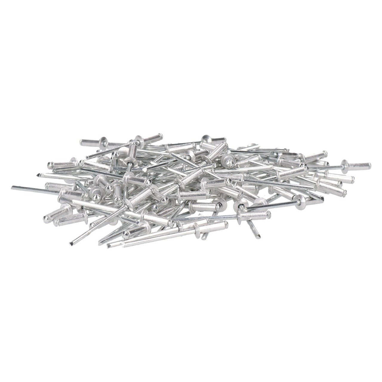 100 Metric Aluminium Blind Pop Pot Rivets Set Fastener Fastening 3.2mm x 10mm
