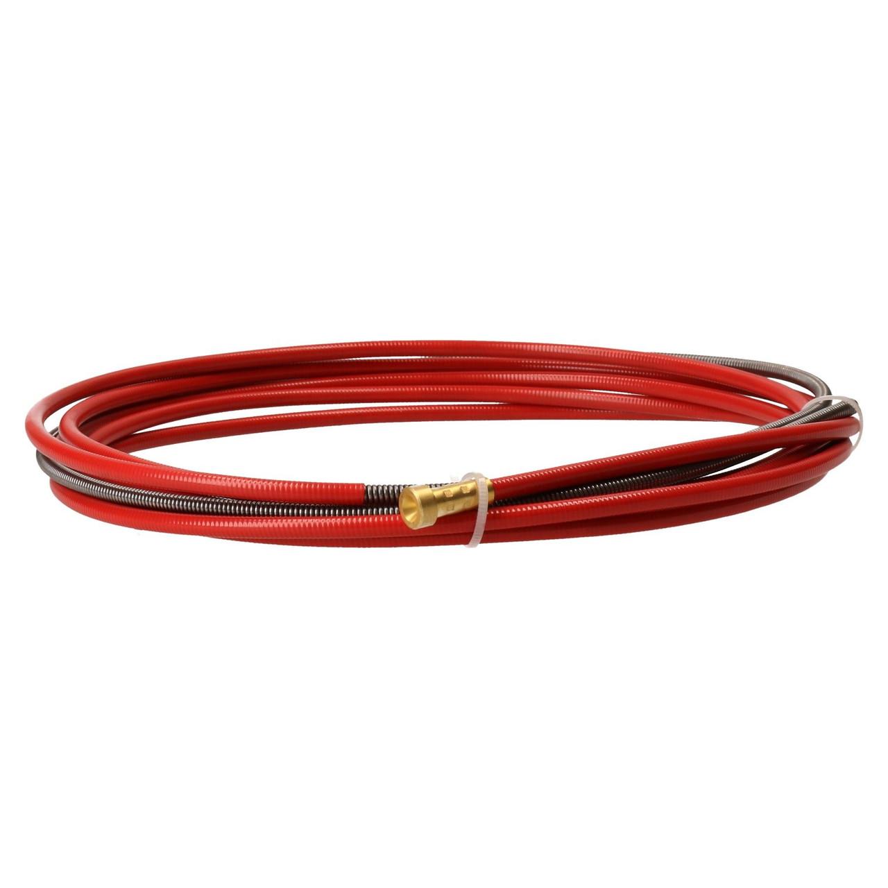 Liner Wire 0.6-0.9mm x 3M Welding Blue Steel Plastic Coated MIG Torch P.C
