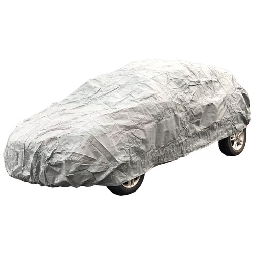 All Weather Car Cover Breathable Soft Non-Woven Polypropylene Extra Large
