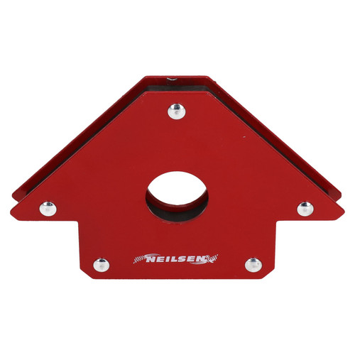 """2 x 4"""" Magnetic Large Welding Magnet Holder For Up To 50lbs 45 90 135 Angles"""