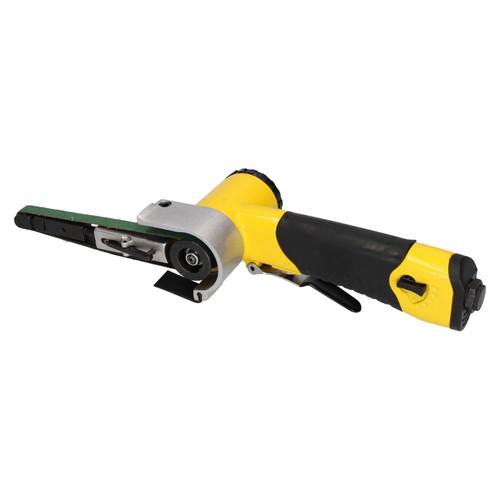 10mm Variable Speed Air Belt Sander Sanding 5 Speeds + 3 x 330mm x 10mm Belts
