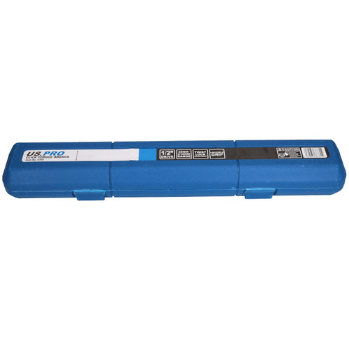 """1/2"""" Drive Torque Wrench Ratchet Click 28 - 210nm / 21 - 154ft/lbs BERGEN AT786"""