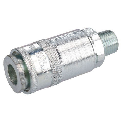 2 PK Air Line Hose Fittings Female Quick Release Fitting ONE TOUCH 1/4
