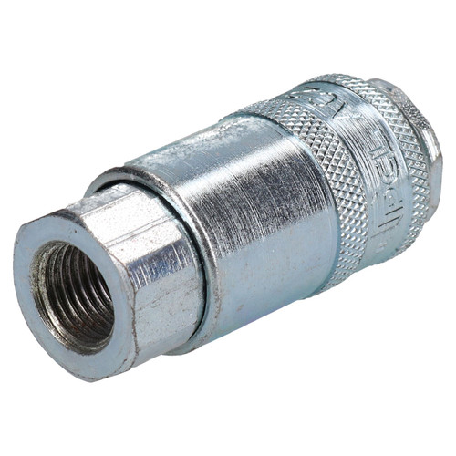 2 PK Air Line Hose Fittings Connector Quick Release PCL Fitting ONE TOUCH 1/4