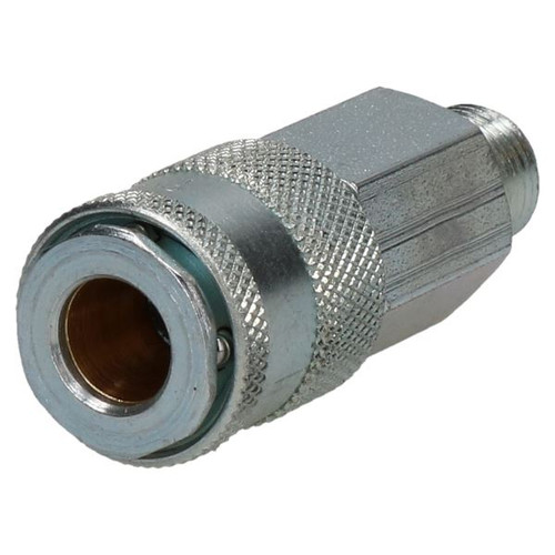 "2pk Schrader Profile 17 Series Female Coupler 1/4""BSP Male Thread Air Line Hose"