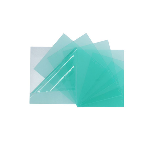 Welding Mask Clear Replacement Protective Lens Lenses 5 pack 110mm x 90mm
