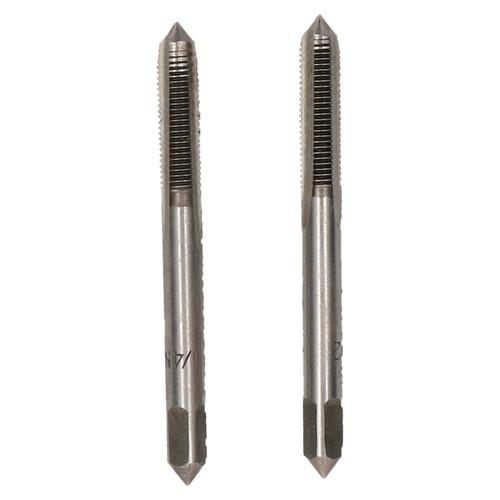 "1/4"" x 32 UNF Taper & Plug Tap Set Tungsten Steel Thread Cutter"