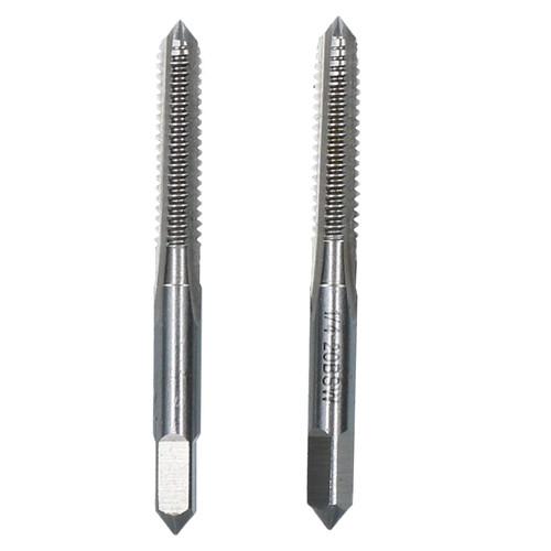 """1/4"""" x 20 BSW Whitworth Tap Tungsten Steel Taper & Plug Thread Cutter"""