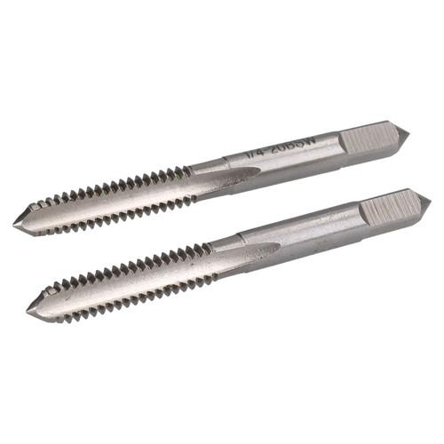 """1/4"""" x 20 BSW Whitworth Tap & Die Set Taper Plug & Die Tungsten Steel"""