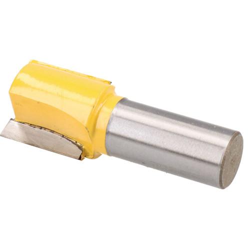 """TCT Straight Cut Router Bit 19mm D 20mm Depth Cutter Cutting Tool 1/2"""" Shank"""