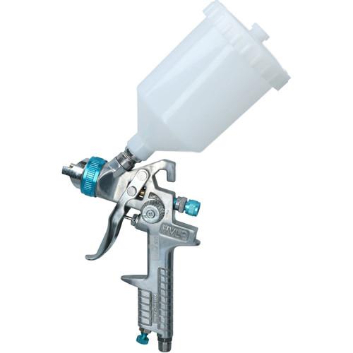 """HVLP Gravity Feed Spray Gun 1.4mm Nozzle 1/4"""" BSP In Line Moisture Trap"""