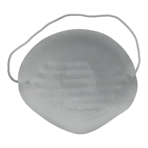10pc Nuisance Dust Masks With Nose Adjustment and Elasticated Straps