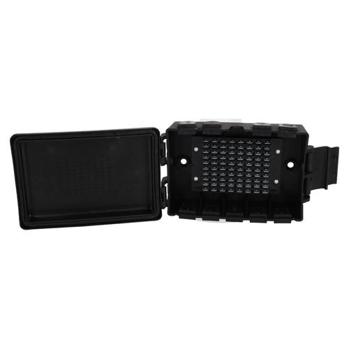 Trailer Lighting Electrics Junction Box 10 Way Spade Terminal Box Waterproof