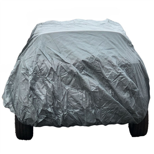 All Weather Car Cover Breathable Soft Non-Woven Polypropylene Small