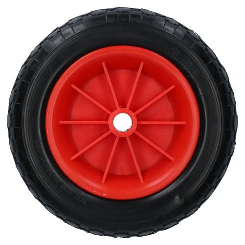 Pneumatic Puncture Proof Jockey Wheel Flat Free Caravan Replacement 260mm
