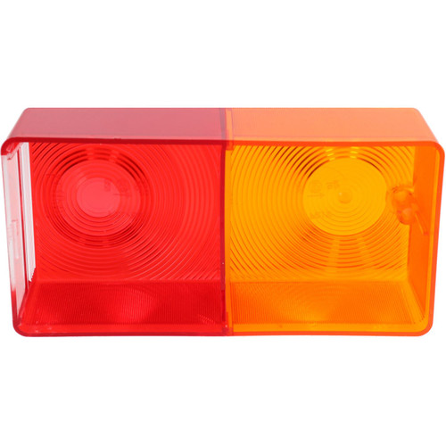 Replacement Rear Trailer Light Combination Lamp Lens Genuine Britax