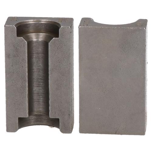 "5/16"" 8mm SAE or 8mm DIN Brake Pipe Flaring Bench Flare Tool Split Die Clamp"