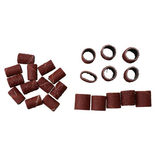 206pc Mini Polishing And Grinding Kit Fits Dremel Drums Discs Rotary Type Bits