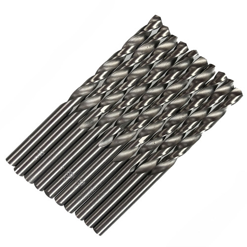 10x Heller German HSS-R Stub Extra Short metal drill bits various sizes