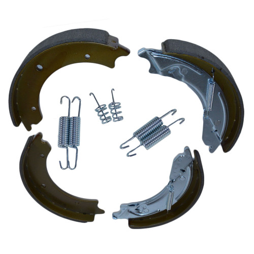 Brake Shoe & Cable Full Kit for Ifor Williams Flatbed Trailer LM106 LM126 3500kg