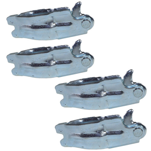 Brake Shoe & Cable Full Refurb Kit for Ifor Williams Box Van Trailer BV106 3500kg