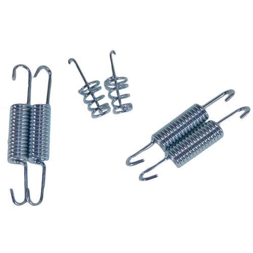 Brake Shoe & Cable Full Refurb Kit for Ifor Williams Flatbed Trailer LM186 3500kg