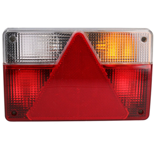 AB Tools Indespension LED Rear Left Hand Light for Euro Trailers with 5 Pin Plug