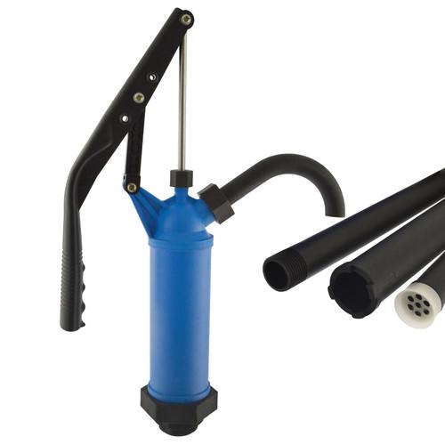 Lever handle Oil Pump Barrel Pump Oil Fluids / Diesel 5 - 55 Gallon Drums AN022