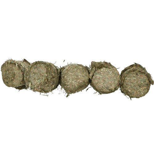 1KG Small Animal Pet Treat Guinea Pig Rabbit Naturals Meadow Hay Cookies