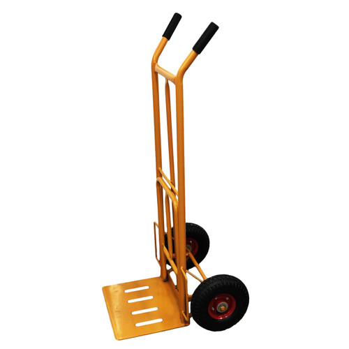 Sack Truck 220kg Capacity Sacktruck Stacker Trolley & Folding Toe Extend Plate