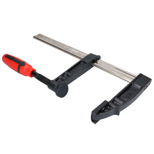2pc Sliding F Clamps Bar Profile Clamp Holder Fastener Fastening 300mm x 120mm