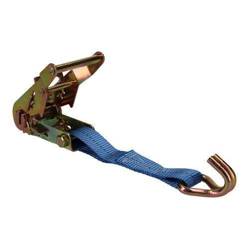 4 x 8 Metre x 25mm Heavy Duty ratchet Strap Tie Down Lashing Straps 0.4 Ton