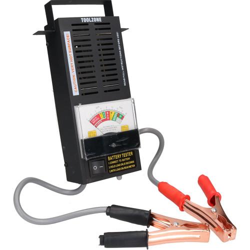 6v / 12v 100 Amp Car Battery Load Tester Alternator Charging System Tester