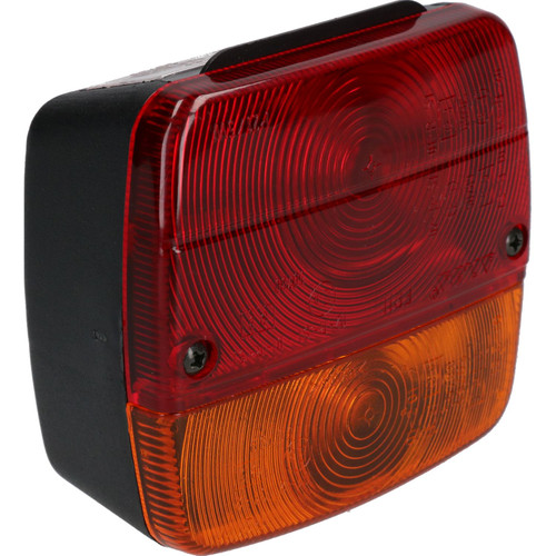 Pair Erde & Daxara Trailer Replacement Light Lamp Models 100 101 & 102 Easy Fit